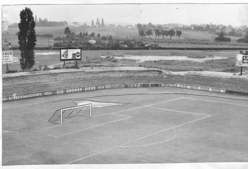 Planspiele im Ronhof 1954