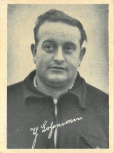 Kicker Bilderwerk, Nummer 175. Teddy Lohrmann, SpVgg Fürth-lohrmann-spvgg