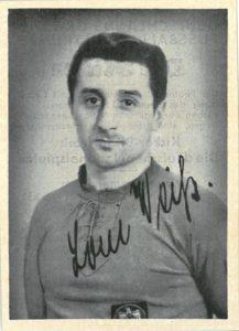 Kicker Bilderwerk, Nummer 317, Lorenz Weiß (SpVgg Fürth)