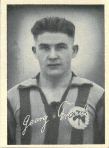 Kicker Bilderwerk, Nummer 72, Georg Frank (SpVgg Fürth)