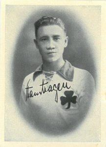 Kicker Bilderwerk, Nummer 96, Hand Hagen (SpVgg Fürth)