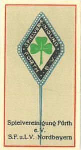 Portola Sammelbild, 1932, Serie 17, Bild 2, SpVgg Fürth