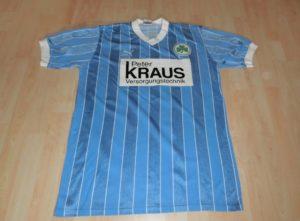 SpVgg Fürth Trikot der Saison 1987 / 1988