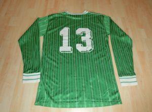 SpVgg Fürth Trikot der Saison 1989 / 1990