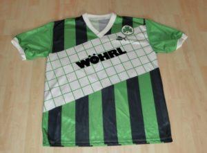 SpVgg Fürth Trikot der Saison 1992 / 1993
