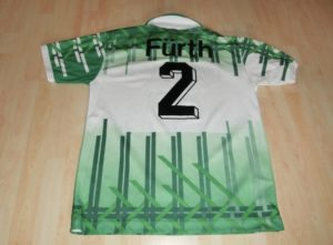 SpVgg Fürth Trikot der Saison 1994 / 1995