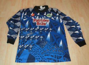 SpVgg Fürth Trikot der Saison 1995 / 1996 - Torhüter