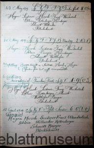 Chronik der Spiele der SpVgg Fürth 1919 - Teil 2